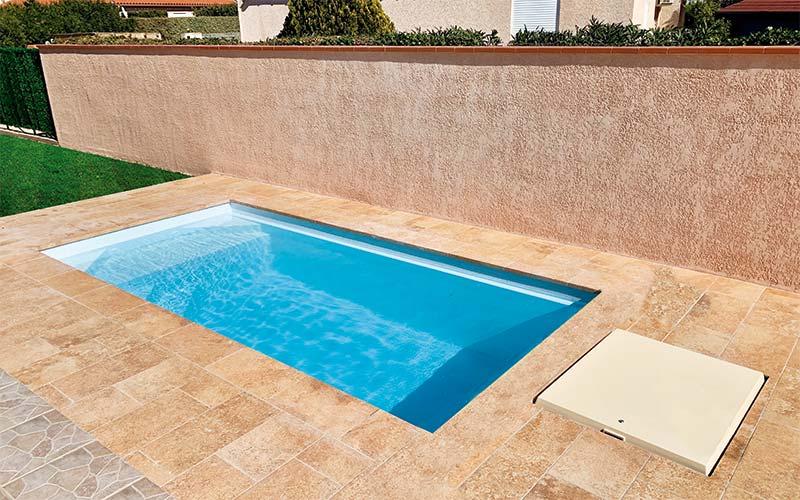Filtració per a piscines de polièster