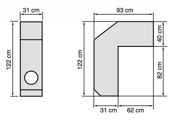 Filtració tècnic Graf mini superficie