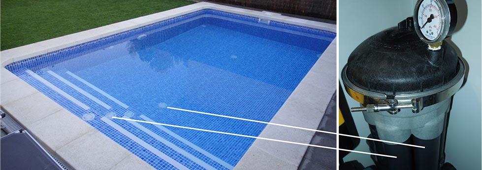 Netejador automàtic de piscines Valet Paramount